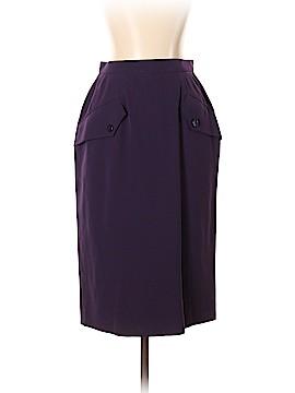Karl Lagerfeld Wool Skirt Size 38 (EU)