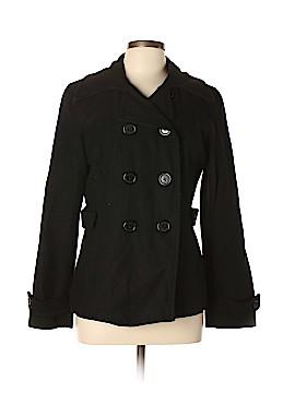 Giacca Wool Coat Size L