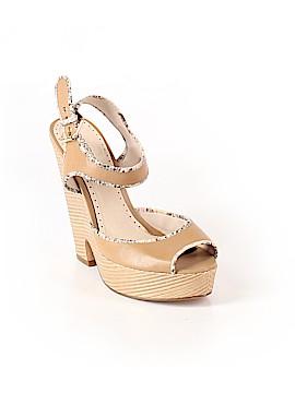 Rosegold Heels Size 40 (EU)