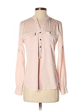Ivanka Trump Long Sleeve Blouse Size XS