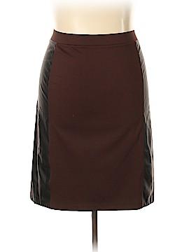 Susan Graver Casual Skirt Size 1X (Plus)