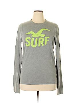 Hollister Long Sleeve T-Shirt Size XL