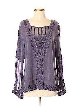 Noelle Long Sleeve Blouse Size Sm - Med