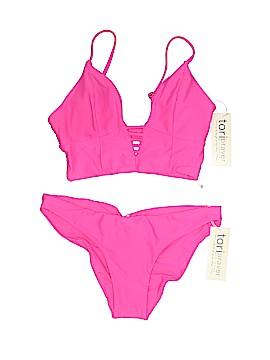 Tori Praver Two Piece Swimsuit Size M