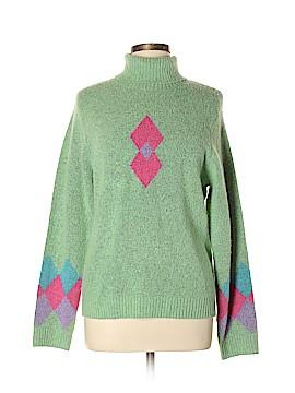 James Perse Turtleneck Sweater Size XL