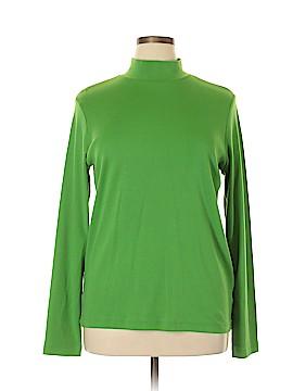 Kim Rogers Signature Turtleneck Sweater Size XL