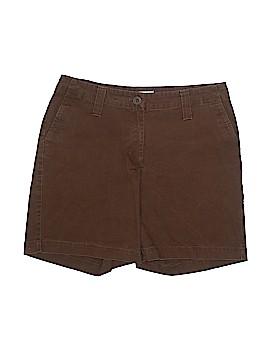 Talbots Outlet Khaki Shorts Size 6