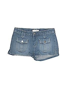Jill Stuart Denim Shorts Size XL (4)