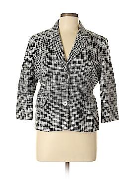 MICHAEL Michael Kors Silk Blazer Size 12