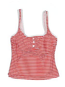 Beach House Swimsuit Top Size 14