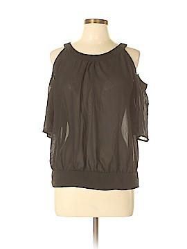 Pinky Short Sleeve Blouse Size L