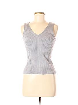 Alfani Sleeveless Silk Top Size M