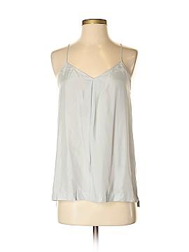 Madewell Sleeveless Silk Top Size 0