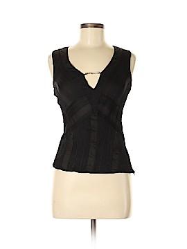 Ted Baker London Sleeveless Silk Top Size 6 (2)