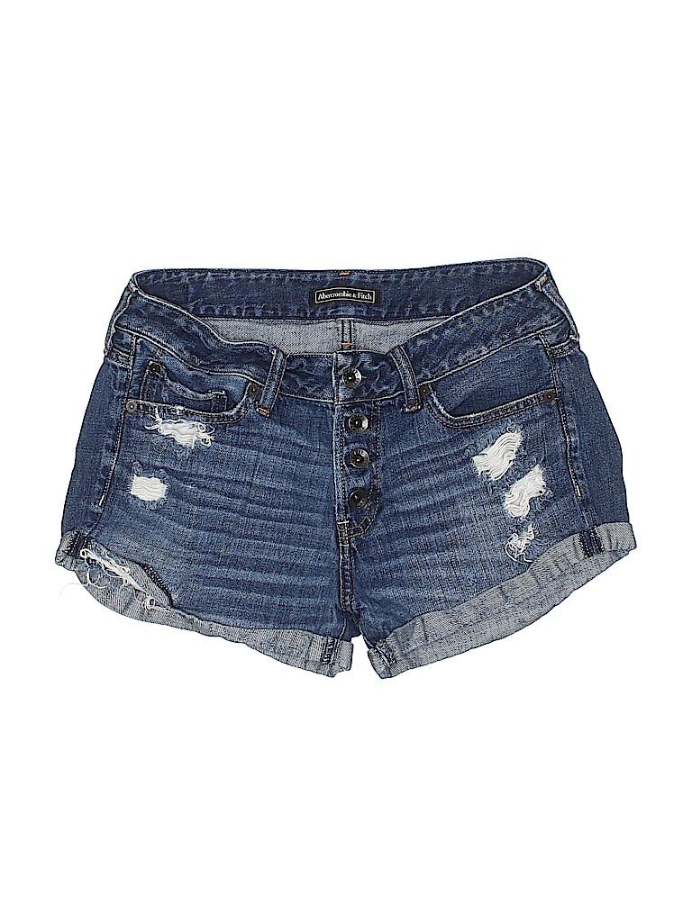 Abercrombie & Fitch Women Denim Shorts Size 3