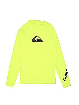 Quiksilver Active T-Shirt Size 10
