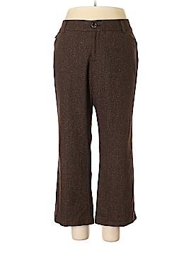 Eddie Bauer Wool Pants Size 18 (Plus)