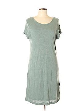 British Khaki Casual Dress Size L