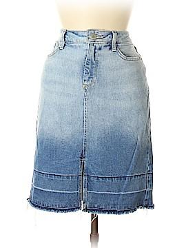 A.n.a. A New Approach Denim Skirt Size 6