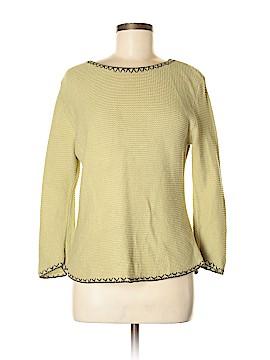 Geoffrey Beene Sport Pullover Sweater Size M