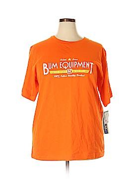 B.U.M. Equipment Short Sleeve T-Shirt Size 1X (Plus)