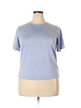 Susan Graver Pullover Sweater Size 1X (Plus)