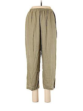 Hanna G. Linen Pants Size L