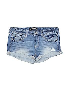 Express Jeans Denim Shorts Size 10