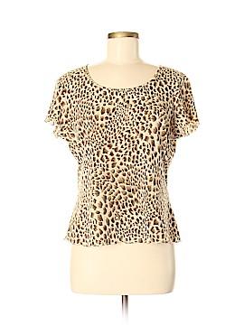 Josephine Chaus Short Sleeve T-Shirt Size M