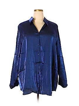 Venezia Long Sleeve Blouse Size 28 - 26 (Plus)