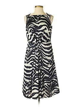 Jones New York Signature Casual Dress Size 4 (Petite)