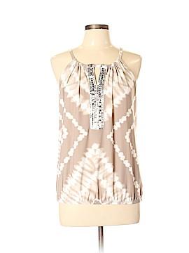 INC International Concepts Sleeveless Blouse Size L