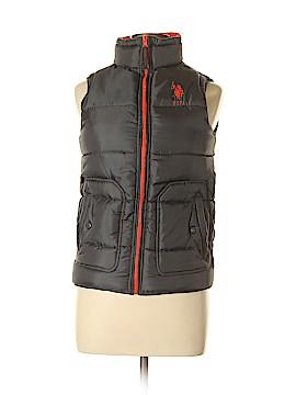 U.S. Polo Assn. Vest Size M (Kids)