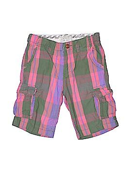 Scotch Shrunk Khaki Shorts Size 8