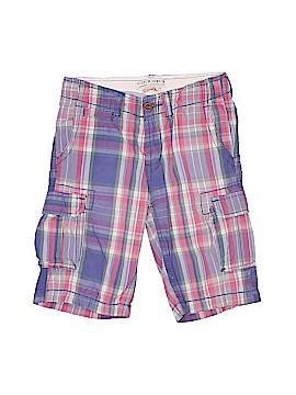 Scotch Shrunk Cargo Shorts Size 8