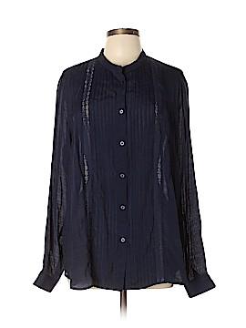 Gap Long Sleeve Blouse Size XL