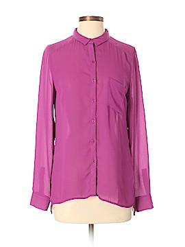 Trouve Long Sleeve Blouse Size XS