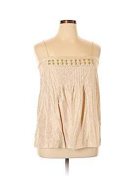 Josephine Chaus Sleeveless Blouse Size 14