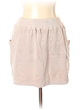 Plush & Lush Casual Skirt Size L