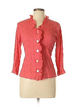 Nomadic Traders 3/4 Sleeve Blouse Size L