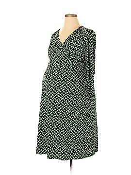 Ann Taylor LOFT Maternity Casual Dress Size 14 (Maternity)