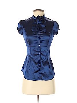 Dynamite Short Sleeve Blouse Size XS