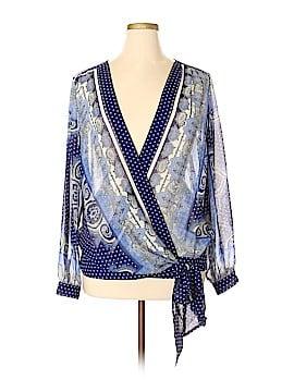 Basler Long Sleeve Blouse Size 46 (EU)