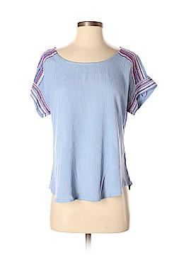 Mi ami Short Sleeve Blouse Size S