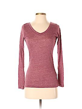 Active Basic Long Sleeve T-Shirt Size S