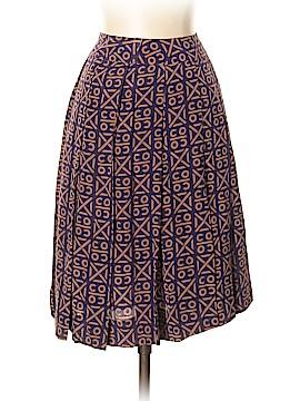 Chanel Silk Skirt Size 36 (EU)