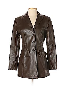 Classiques Entier Leather Jacket Size 2