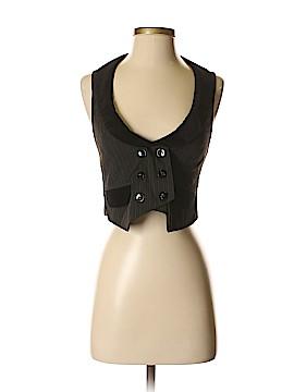 Ann Taylor LOFT Tuxedo Vest Size 4