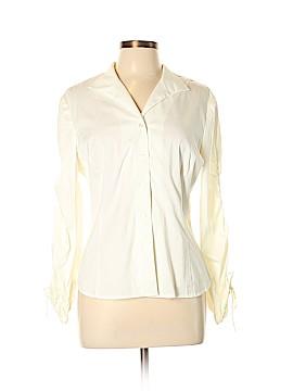 Carlisle Long Sleeve Button-Down Shirt Size 10
