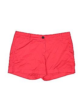 Mango Khaki Shorts Size 10